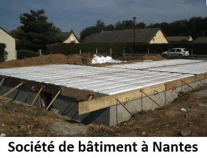 Société de bâtiment à Nantes