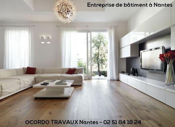 Entreprise de bâtiment à Nantes