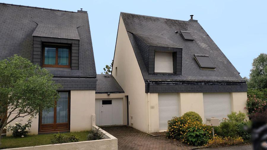 Estimatif du montant des travaux de rénovation d'une maison à Sainte Luce sur Loire près de Nantes.
