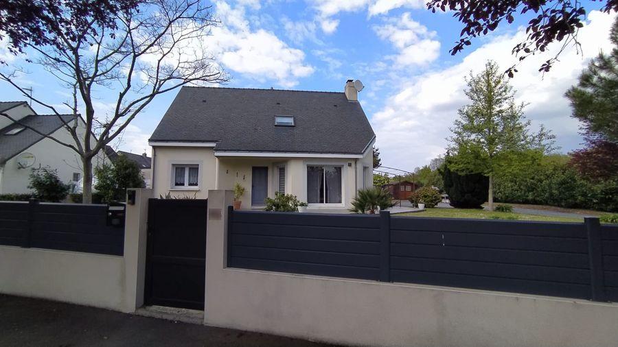 Estimatif du montant des travaux de rénovation et réagencement d'une maison à Sainte Luce sur Loire près de Nantes.