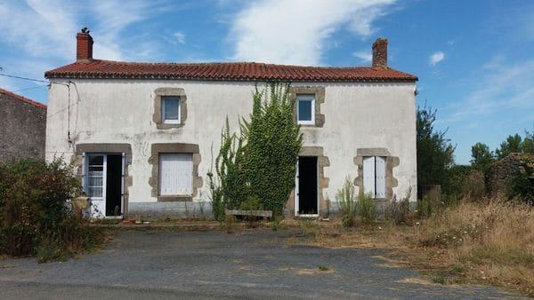 Estimation pour renovation totale à St Hilaire de clisson.
