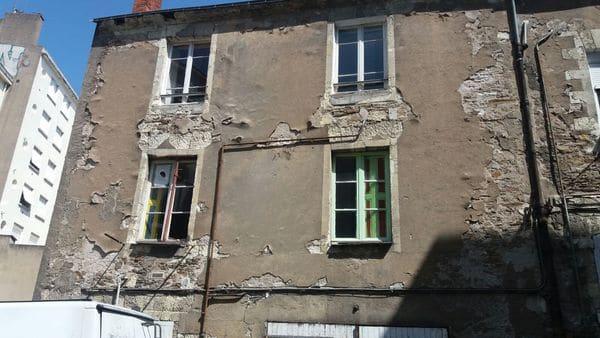 Immeuble de Rapport à Nantes estimation des travaux OCORDO Travaux