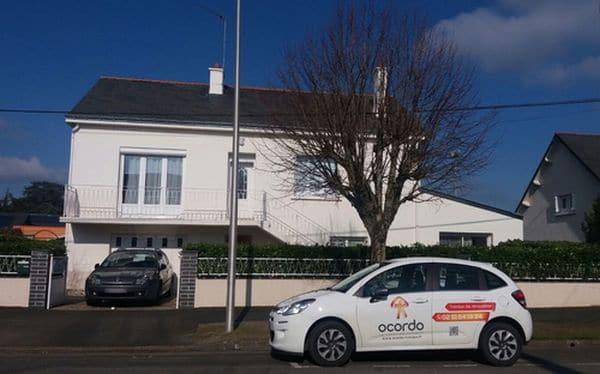 Estimatif pour la rénovation d'une maison individuelle à Saint Géréon près de Nantes