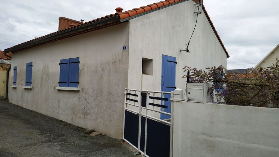 Estimatif pour un ravalement de façade à Bernerie en Retz