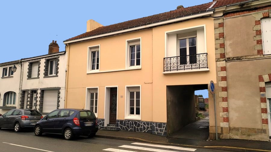 Estimatif du montant des travaux de transformation d'une maison en 3 appartements à Chauvé près de Pornic