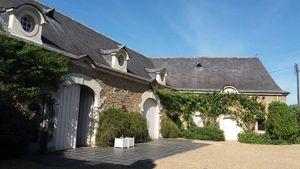 Rénovation d'un manoir du XVème siècle à côté de Nantes
