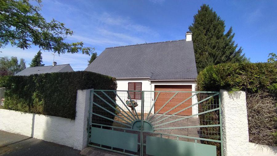 Estimatif du montant des travaux de rénovation d'une maison à la Chapelle Sur Erdre près de Nantes.