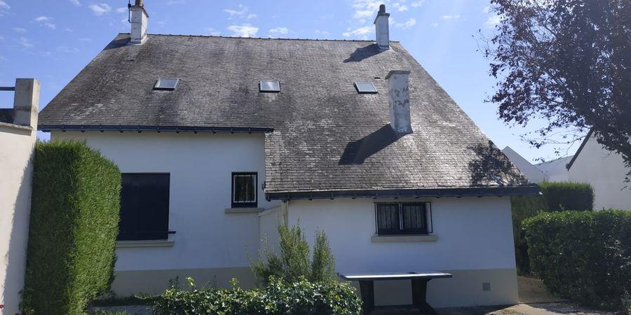 Rénovation d'une maison à Guérande