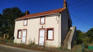 Création de deux appartement pour mettre en location dans une maison à La Chevroliere