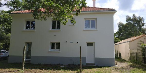 Rénovation intérieure d'une maison à Basse-Goulaine