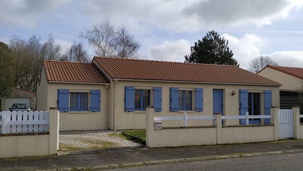 Réagencement d'une maison à Saint Pazanne