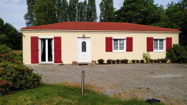 Rénovation intérieure d'une maison à Saint Aignan Grandlieu