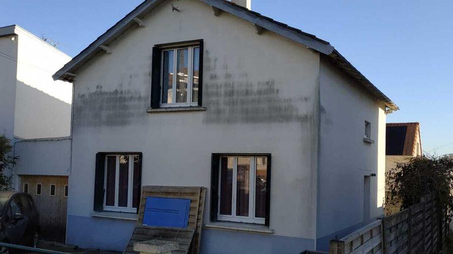 Estimatif du montant des travaux d'isolation et de rénovation d'une maison à Rezé près de Nantes