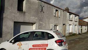 Estimatif du montant des travaux de rénovation de deux maisons à Nantes