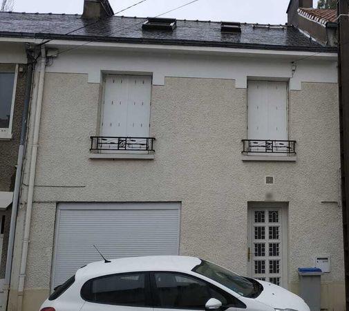 Estimatif de travaux de rénovation d'une maison à Nantes