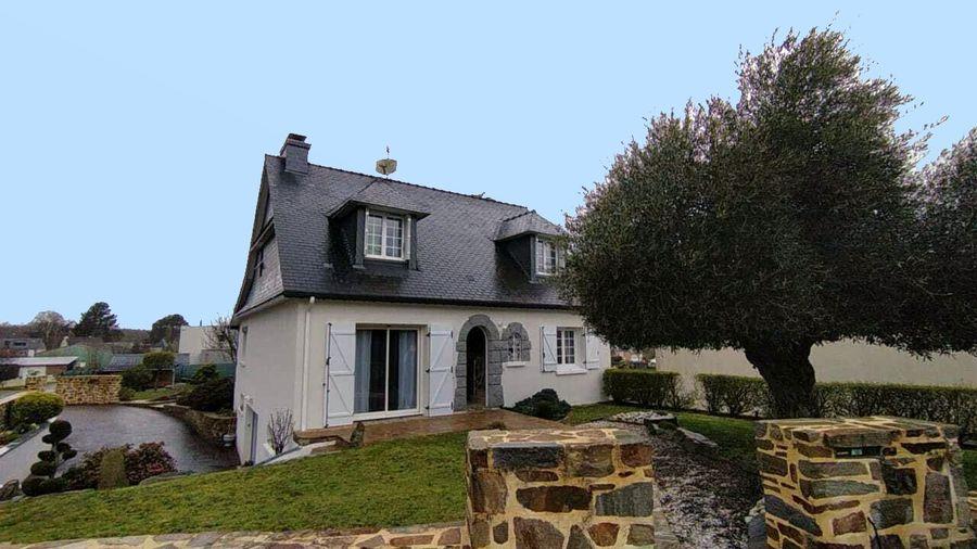 Estimatif du montant des travaux de rénovation complète d'une maison à Treillières près de Nantes