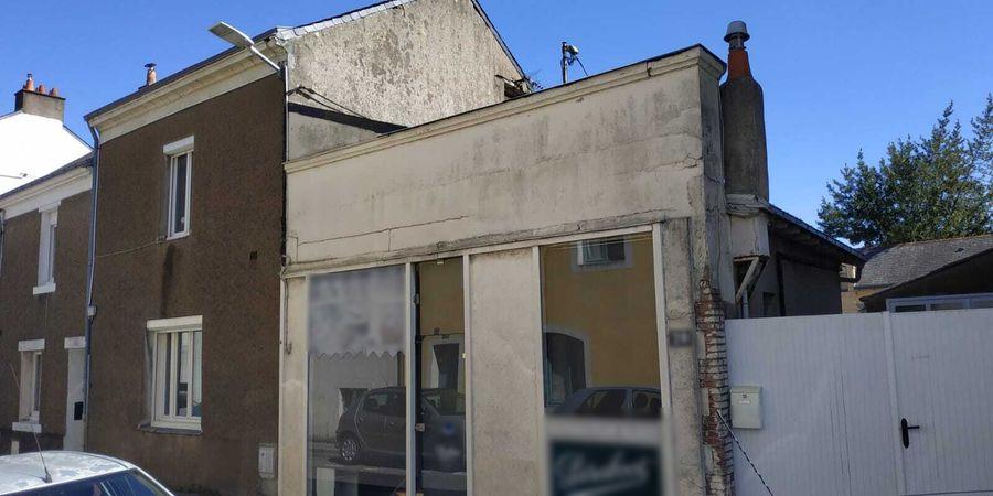 Estimatif pour des travaux de rénovation complète d'un commerce et d'une habitation à Nantes