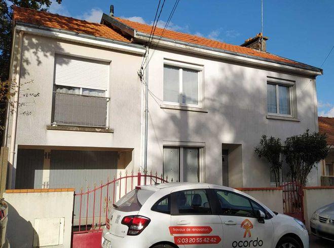 Estimatif du montant des travaux de construction de l'extension d'une maison à Nantes