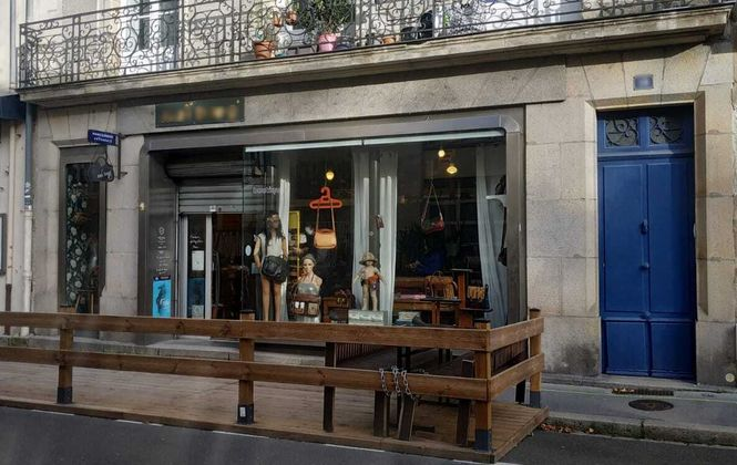 Estimatif du montant des travaux de transformation d'un commerce en restaurant à Nantes