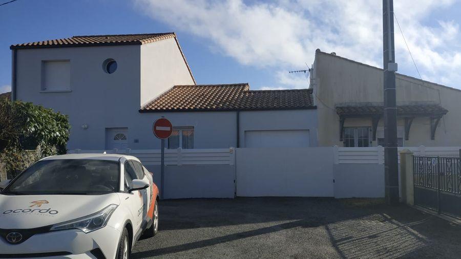 Estimatif du montant des travaux de rénovation d'une dépendance et extension d'une maison à Pont Saint Martin près de Nantes