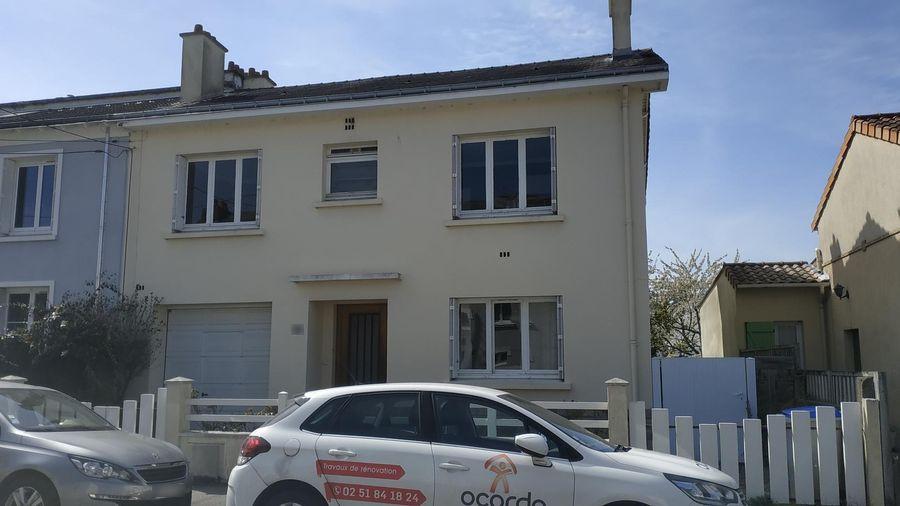 Estimatif du montant des travaux de rénovation et aménagement des combles d'une maison à Nantes.