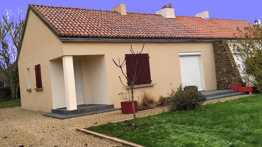 Estimatif du montant des travaux de rénovation et d'extension d'une maison à La Bernerie en Retz près de Pornic