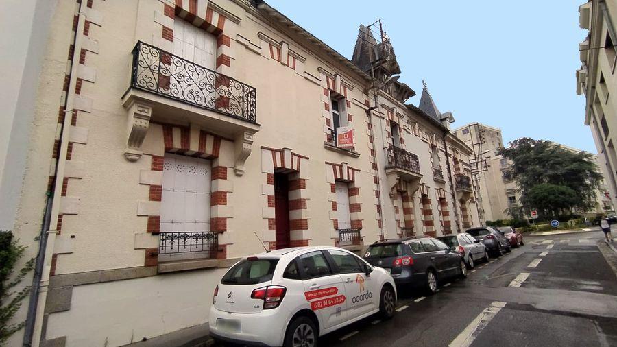 Démarrage de chantier de rénovation d'un appartement à Nantes