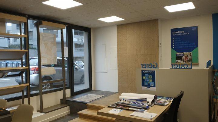 Rénovation Agence Immobilière Nantes